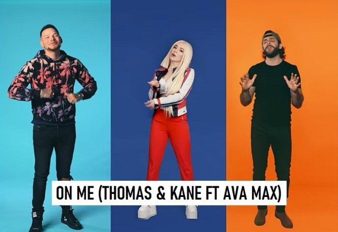 On Me (Thomas Rhett & Kane Brown Ft Ava Max)