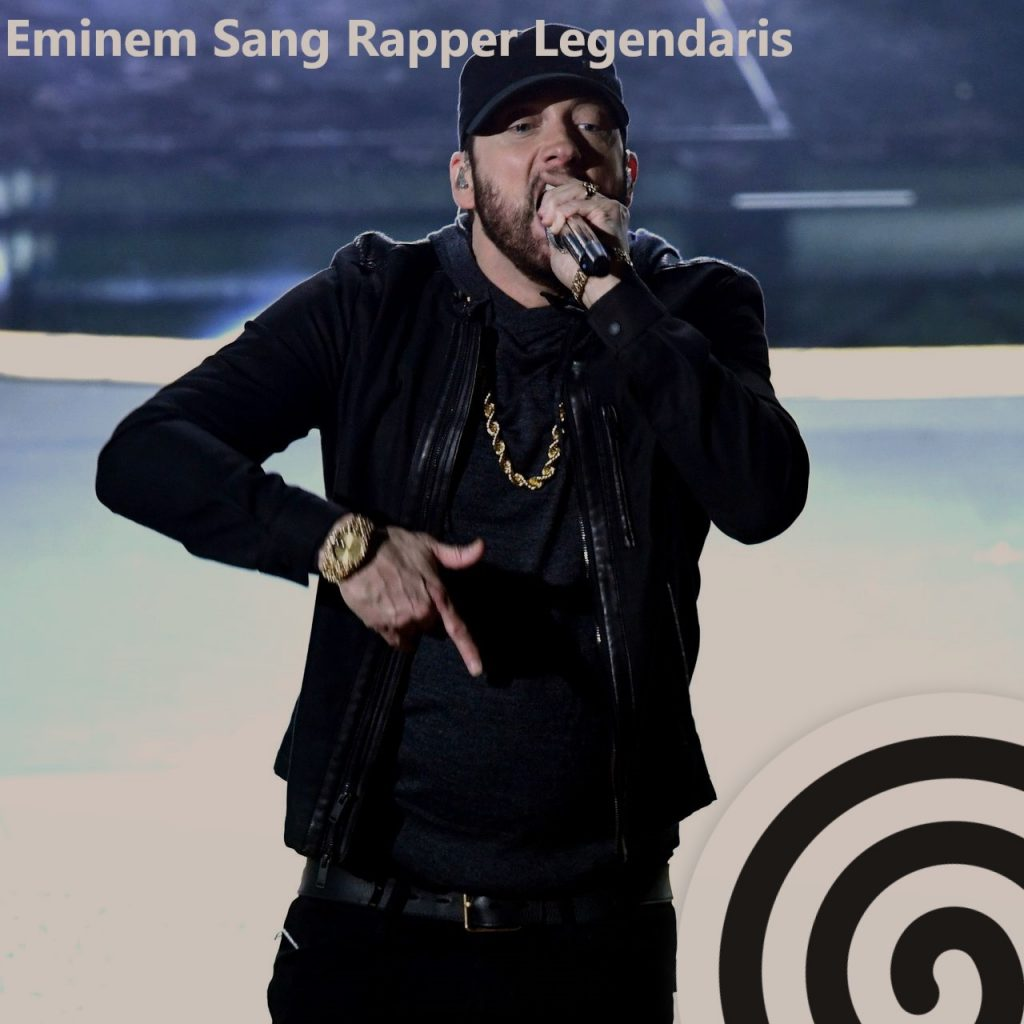 Eminem Sang Rapper Legendaris